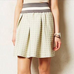 Anthropologie Maeve Seren Skirt size Medium